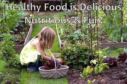 Healthy Food is Delicious