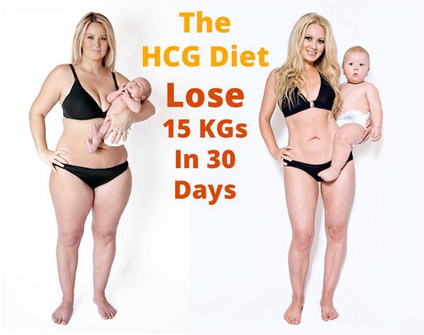 lose15kgsin30days