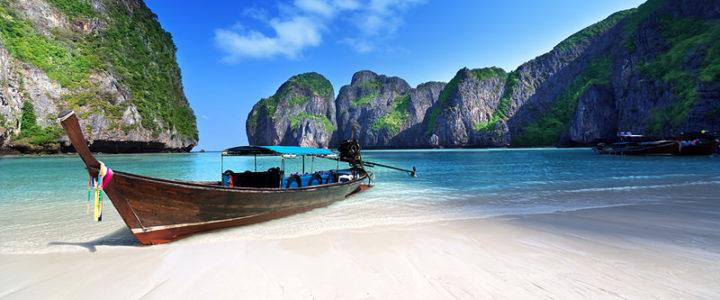 The Heaven Beneath: Phi Phi Islands