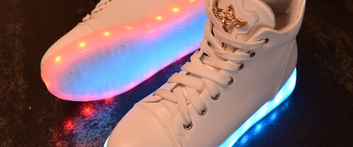 End Your Search Regarding Top-Notch Led Shoes!