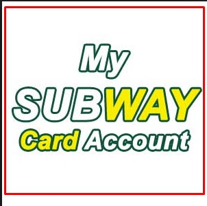 mysubwaycard-account