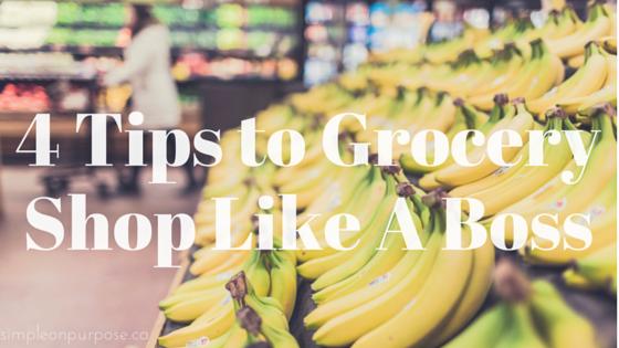 grocery list app