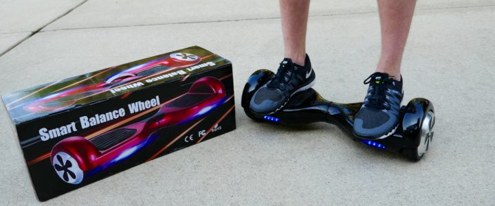 It's Never Too Late To Buy A Hoverboard