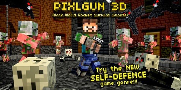 Get Pixel Gun 3D Hacked And Generate Gems And Coins For Free